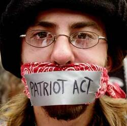 - Patriot Act
