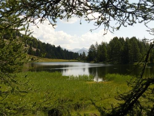 Lacs du col Bas - 2 (Saint Jean - Montclar)