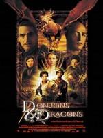 Donjons et Dragons affiche