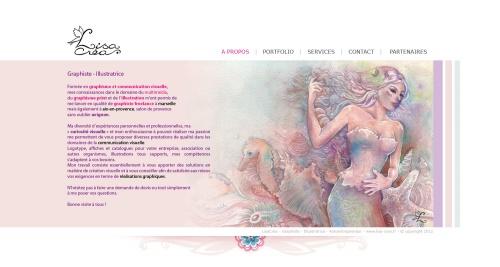 Mon site internet : nouveau design