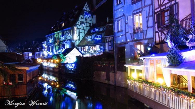 Au temps des marchés de Noël : Petite Venise