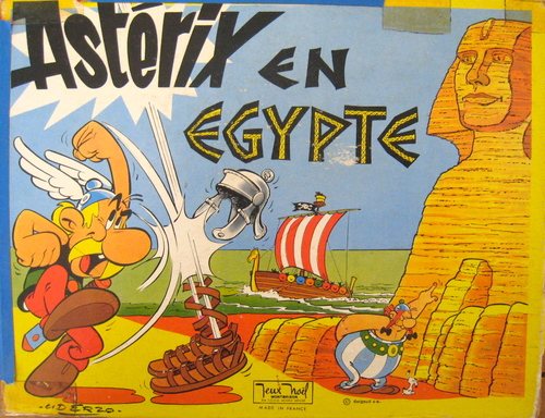 Asterix en Egypte