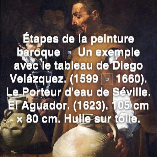 Dessin et peinture - vidéo 3544 : Comment peindre à la manière des artistes de la période baroque ? - peintres.