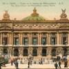 paris opera 1900 ou 1910