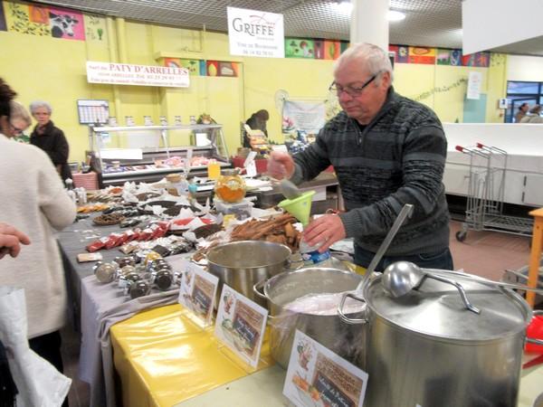 """""""La soupe des Chefs"""" avec le Lions Club du Châtillonnais"""