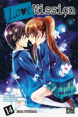 Couverture de Love Mission, Tome 14