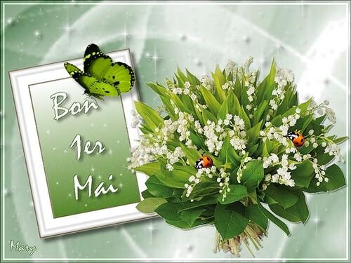 Bon premier Mai à tous