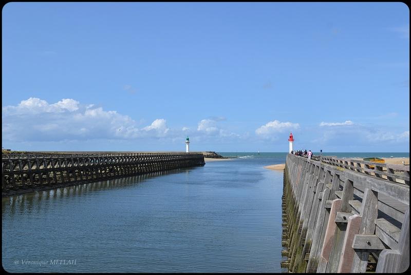 Deauville-Trouville-sur-Mer : La Touques