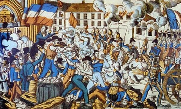 Revolte des Canuts - Lyon 1831