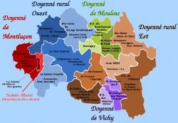 Les p@roisses du diocèse de Moulins en ligne
