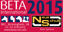 Etrical au salon International BETA 2015 à Birmingham