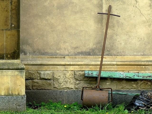 Une croix au Grand Séminaire 3 Marc de Metz 2012