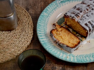 Marmalade memoir: Rachel Roddy's marmalade cake.