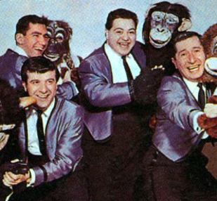 The knockouts doo wop group