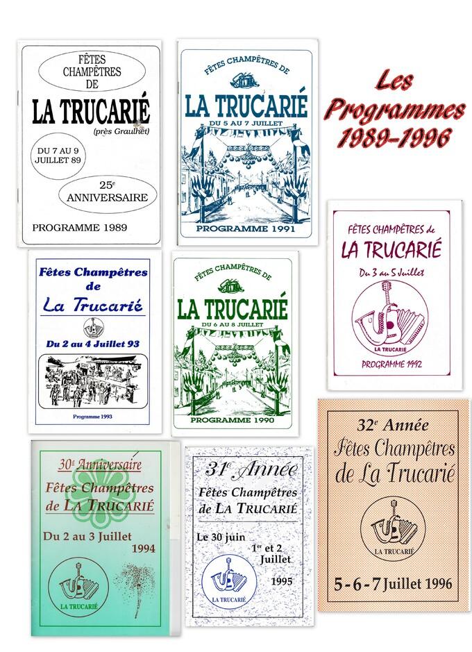 Les 50 ans des Fêtes de la Trucarié !