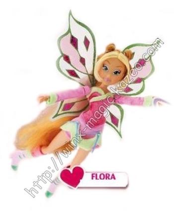 poupée flora lovix tu es une fée