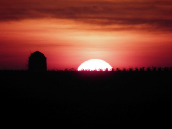 voila le soleil sombre