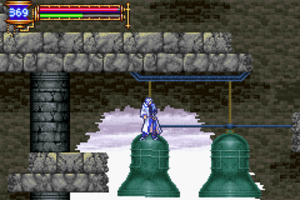 Castlevania Aria Of Sorrow #2 Manticore