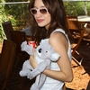 Christian Serratos à Sydney Wildlife World