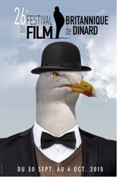 Le 26ème festival du film britannique de Dinard .