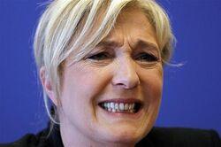 Marine Le Pen: l'autre hypothèse