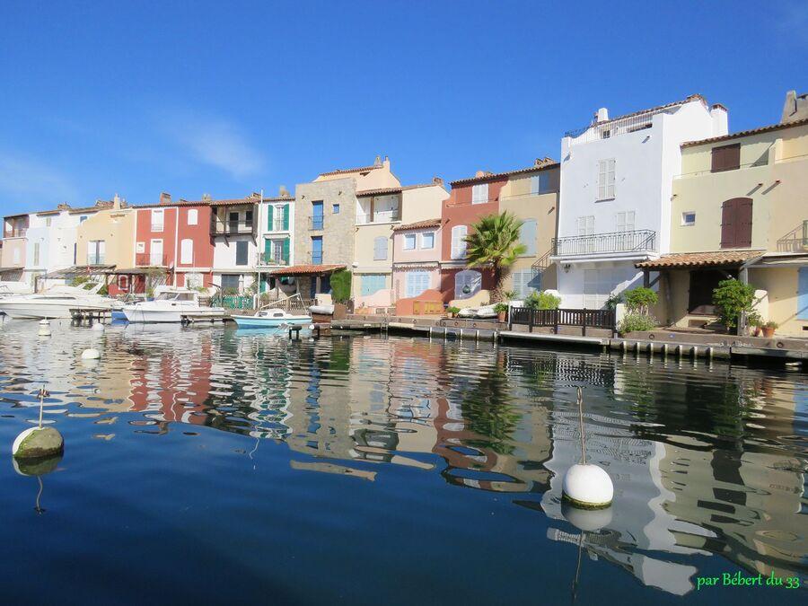 Port Grimaud dans le Var