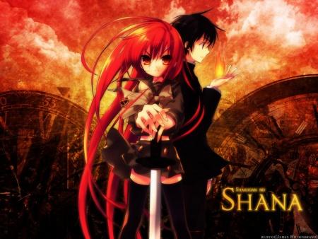 Shakugan No Shana Saison 2