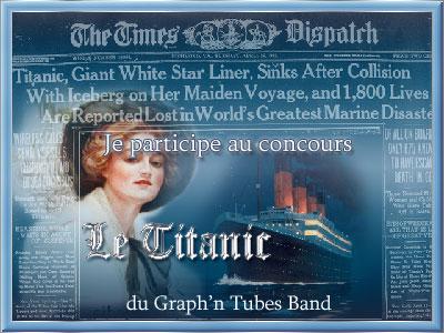 Concours Titanic