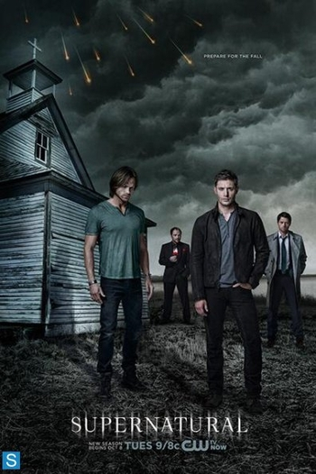 Supernatural - Season 9 - First Look Promotional Poster_595_slogo