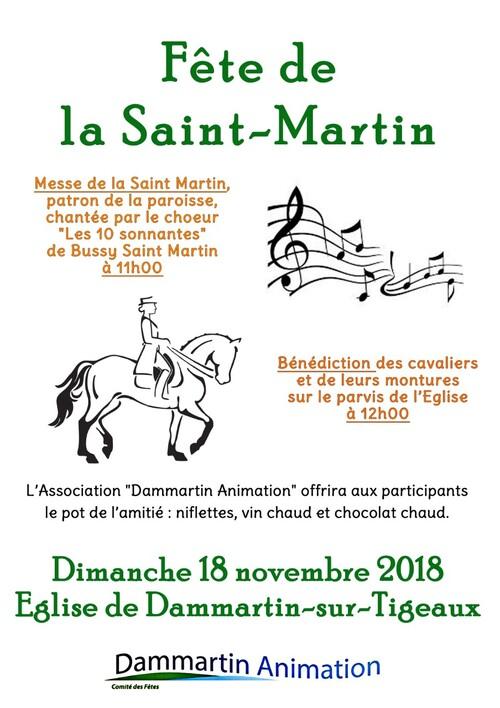 Fête de la St Martin