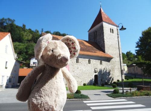 Promenade dans les Alpes estonienne et arrivée à Ljublajana