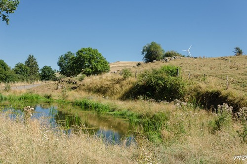 Le Parc des Eoliennes .Randonnée du 07.09.2016.Clichés de Martine