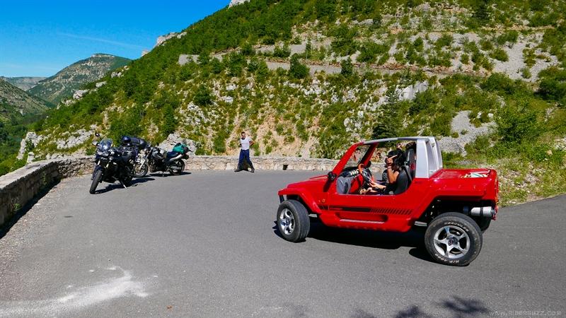 L'Aveyron : paradis pour motards !