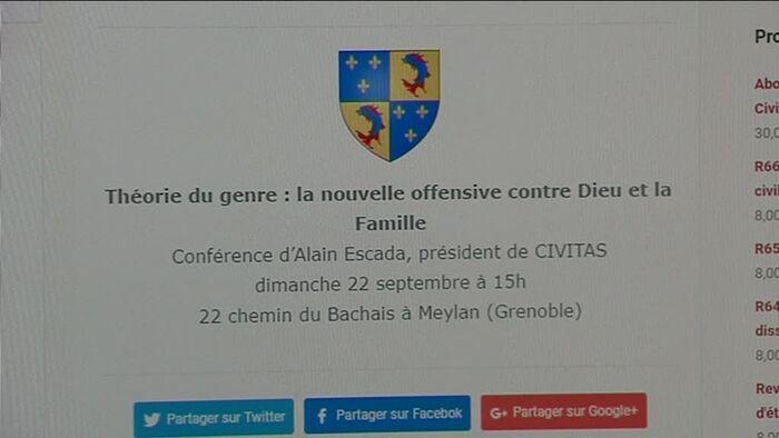A Meylan en Isère, la Fraternité St-Pie X veut construire une église. A l'endroit où elle a rendu hommage à Jean Bastien-Thiry, officier de l'OAS condamné à mort...