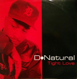 D-NATURAL - TIGHT LOVE (CDS 1993)