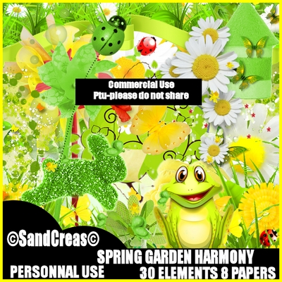 Kit Spring Garden Harmony