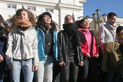 Manifestation estudiantine du jeudi 5 déc. 2013