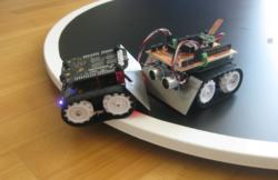 Règlement du challenge robot Sumo (Déroulement d'une rencontre)