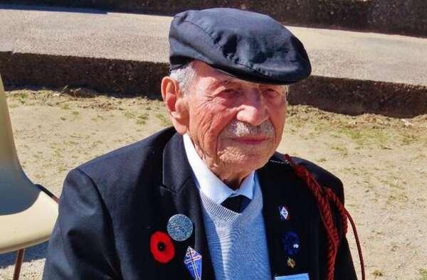 Normandie : le dernier soldat de la France libre, Claude André, est décédé