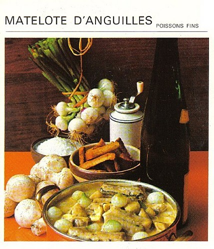 matelote danguilles