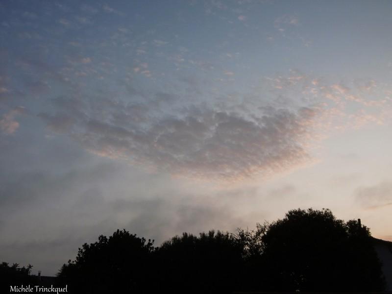 Le ciel au matin du 17 septembre...