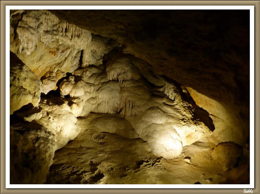 grottes petrifiantes