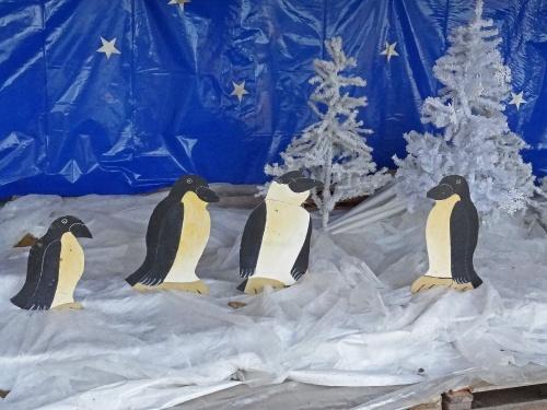 La magie de Noël à Brion sur Ource...