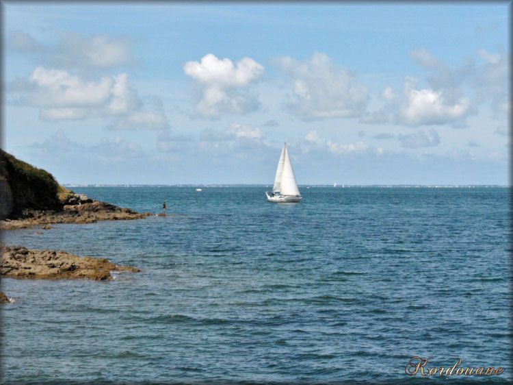 Photo de Port-Navalo, golfe du Morbihan