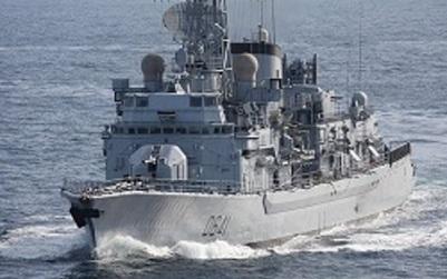 La tension monte en Mer Noire, où la France a envoyé trois navires de guerre