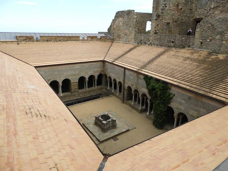 Sant Pere de Rodes - Le monastère -