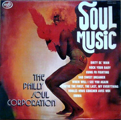 The Philly Soul Corporation - Soul Music - Complete LP