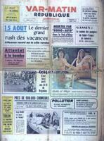COVERS 1975 : 58 Unes !