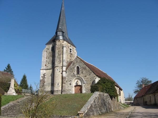 MOULINS SUR OUANNE (Yonne)