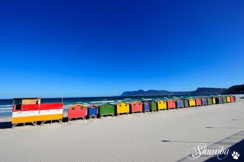 Muizenberg sea side